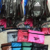 Promo Jas Hujan Adidas Dan Reebox Sauna Xxxl Jumbo Unik