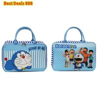 Sale! Tas Travel Bag Koper Kanvas Renang Anak Dewasa Doraemon Promo