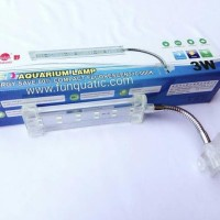 Promo Lampu Led Yamano 3W Untuk Aquascape / Aquarium / Akuarium Murah