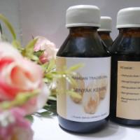 Minyak Kemiri Homemade Asl Untuk Penumbuh Alis (Tanpa Bahan Pengawet)