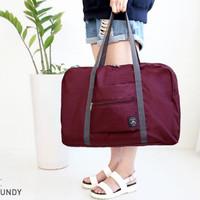 Tas Travel Lipat / Hand Carry Travel Bag Korean Easy Travel Bag