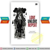 LOVE UNLOVE REPEAT (KUMPULAN PUISI) - ADI K [BUKU ORIGINAL]