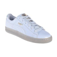 Puma x Careaux Basket Whisper Sepatu Olahraga Wanita - White 362712