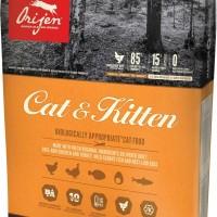Cat Food Orijen Cat & Kitten 5.4KG
