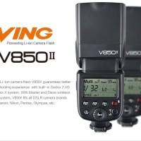 Godox V850 II Ving Lithium-Ion Flash