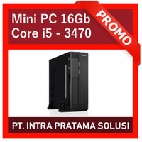 PC / Komputer Mini - Core i5 - 16GB (Order a/n Bpk. Fadly)