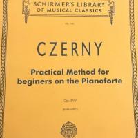 Buku CZERNY OP. 599 - buku Piano