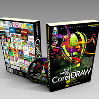 Buku Coreldraw X7 X8 2017 Video Tutorial Indonesia Terlengkap
