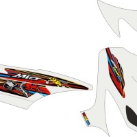 STRIPING THAILOOK MIO