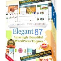 WP Theme Elegant Wordpress Theme Premium + BONUS 156 Themes WordPress