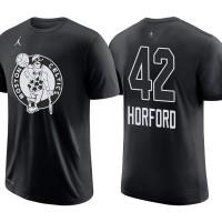 T-Shirt Kaos Basket NBA All Star Boston Celtics Game Time