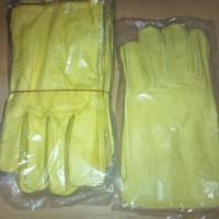 sarung tangan las argon kulit / argon glove