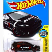 Ford Focus RS HITAM KONI - Hot Wheels HW Murah
