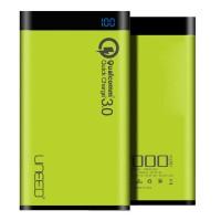 DISKON UNEED PowerBank 12000mah Quick Charge 3 0 Dual USB Port QuickB