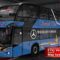 Bus Simulator Indonesia ETS2 1.25 Spesial Map Sumatra