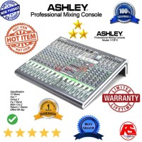 Mixing console MIXER ASHLEY PROFESSIONAL 12 CHANNEL PREMIUM