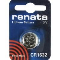 Renata CR1632 , Batre Baterai Battery Kancing Button Cell Coin Lithium