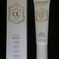 Etude House CC Cream 8 in 1 Multi Function SPF 30 pa++ Ori