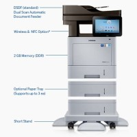 rental printer MFP samsung SL-M4580FX (mono,A4,ADF)