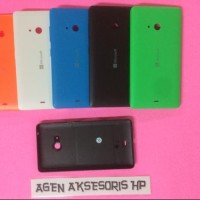 Backdoor Nokia 540 Lumia 5.0 Inchi Tutup Belakang Hp Housing Back Case