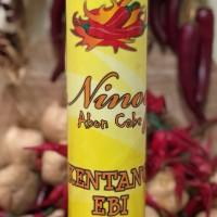 Ninoy Abon Cabe Premuim 250 gram Kentang Ebi