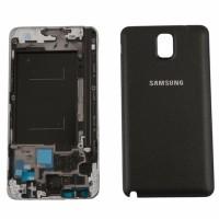 TERLARIS Samsung Galaxy Note 3 N9000 Original Fullset Housing Backdoo
