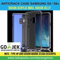 Anti Crack Samsung S9 / S9+ PLUS / Anticrack / Casing Case Samsung