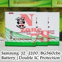 BATERAI SAMSUNG GALAXY J2 J200 RAKKIPANDA DOUBLE POWER PROTECTION