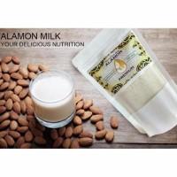 ALAMON Susu Almond Premium Almond Milk ASI Booster Milk Susu Almond