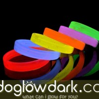 Gelang Fosfor Lebar | Glow Wide Bracelet | Glow Stick Gelang | Stick F
