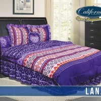Bedcover Set California Queen King (180 x 200)
