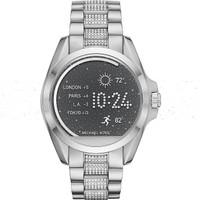 Jam Tangan Michael Kors Original MK Watch Smartwatch MKT5000 Silver