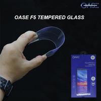 TEMPERED GLASS FULL OPPO F5/TEMPERED FULL MEREK OASE PALING TIPIS