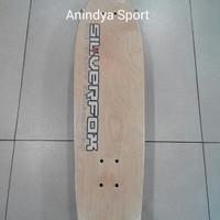 Silverfox Skateboard Maple 32 x 8,5
