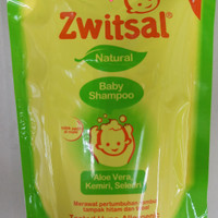 Shampoo Bayi Zwitsal Natural 250ml/Baby Shampoo Zwitsal Natural 250ml