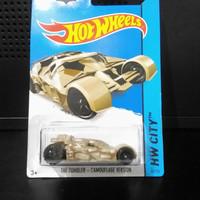Jual HW Batman Tumbler Camouflage Mainan Mobil Diecast Hot Wheels Murah