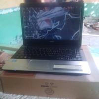 laptop acer aspire e1 471 core i3 500gb second