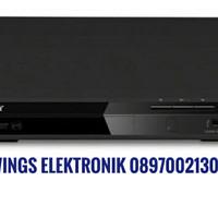 DVD PLAYER SONY DVP-SR370 NEW RESMI