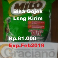 Milo Complete Mix 960gr Nestle Profesional by GOJEK