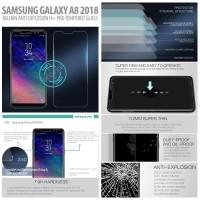 Samsung Galaxy A8 2018 Nillkin Anti-Explosion H Plus Pro TemperedGlass