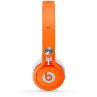 Sale! Beats Mixr Headphone - Orange Limited Edition (Oem Quality) Unik