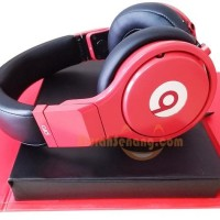 Jual Beats Pro Red-Black With Ct | Lil Wayne | (Oem A++) Hot