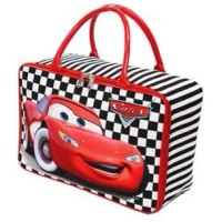 Promo Tas Travel Bag Koper Kanvas Renang Kotak Anak Dewasa Cars