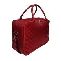 Promo Tas Travel Bag Koper Piknik Besar Tali Panjang Bahan Tebal