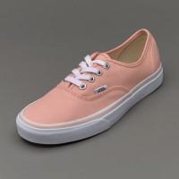 sepatu Vans original womens Authentic Tropical Peach VA38EMMR1