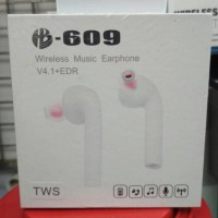 Jual Headset Handsfree Bluetooth Ori Hb-609 Wireles For Android/Iphone