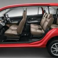 New! Karpet Lantai Mobil Toyota Calya 1Set / 5 Lembar Unik