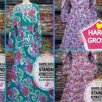Gamis Katun Jepang Lokal |Grosir Gamis Katun Di Jakarta