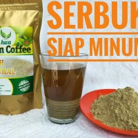 Jual KOPI HIJAU DIET ALAMI green coffee bean extract  Murah