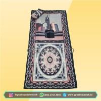 Sajadah Tas Grosir Motif Marwah Abu-Abu 0852-2765-5050